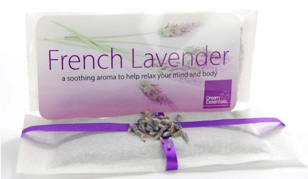 lavender sachet for aromatherapy sleep mask