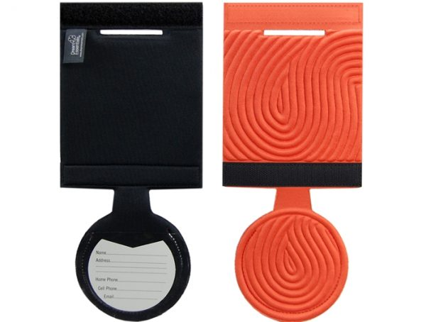 luggage tag for suitcase