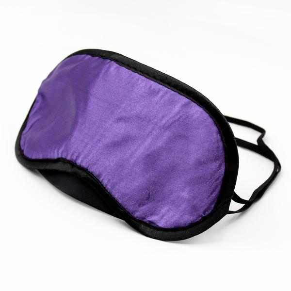 Purple Snooz Sleep Mask