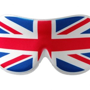 Dreamlite Eye Cavity Sleep Mask - United Kingdom Flag