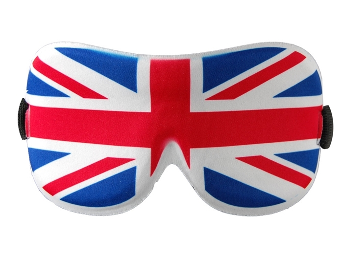 Dreamlite Eye Cavity Sleep Mask - United Kingdom Flag