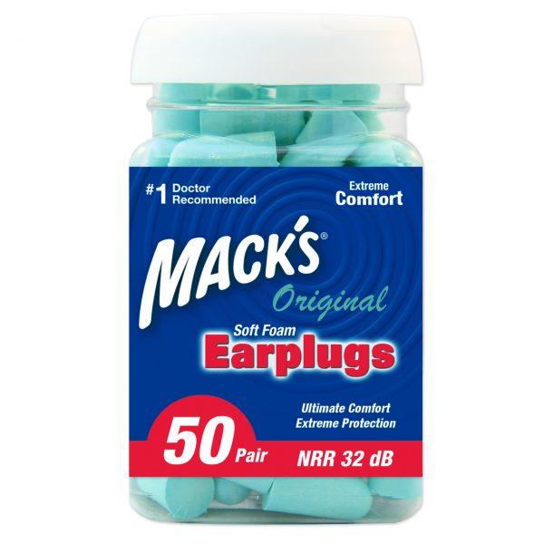 Mack's Original Ear Plugs