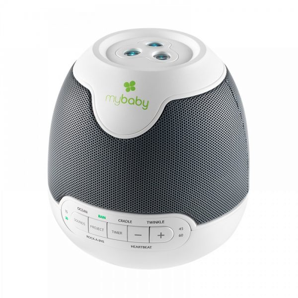 homedics baby sound spa lullaby white noise