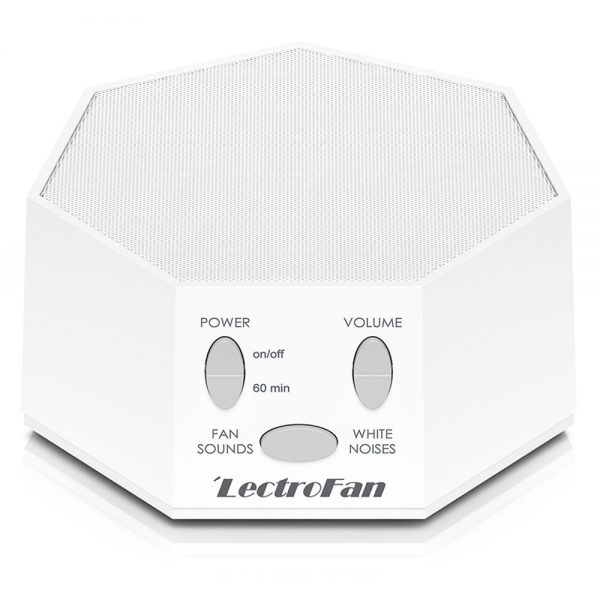 LectroFan White Noise Unit Volume