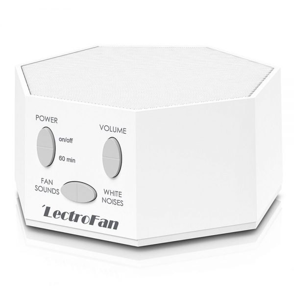 LectroFan White Noise Machine for Traffic