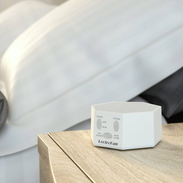 LectroFan White Noise Machine for Sleeping
