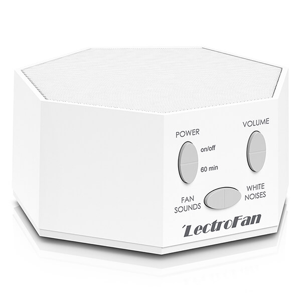 LectroFan White Noise Machine for Babies