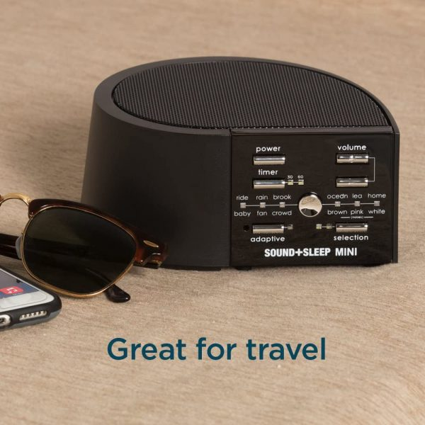 white noise machine for travelling
