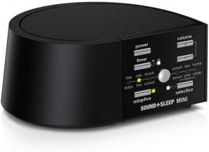 sleep + sound white noise