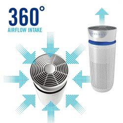 360 degree total clean 5 in 1 air purifier