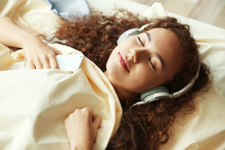 music before sleep