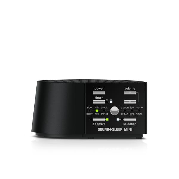 Sound plus Sleep Mini Hi Fi White Noise Machine Front