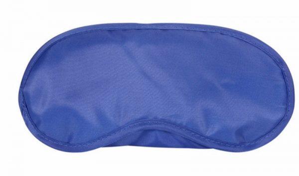 Sound and Sleep Cheap Sleep Mask Blue