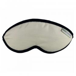 White Natural Sleep Mask