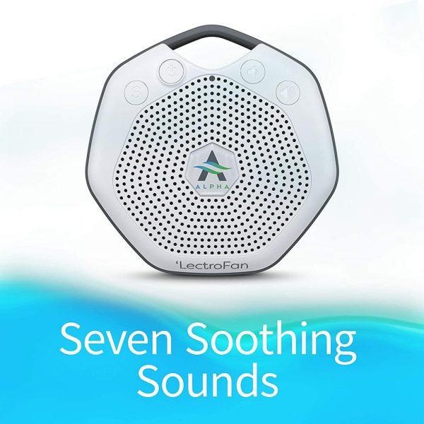 sound sleep alpha white noise for baby sleep and sound 7 sounds