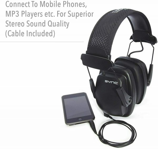 Audio Earmuffs