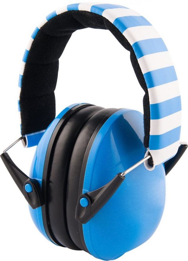 Kids Earmuffs Blue