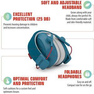 Earmuff Details for Alpine Muffys