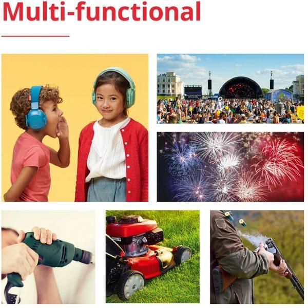 multi purpose earplugs for kids