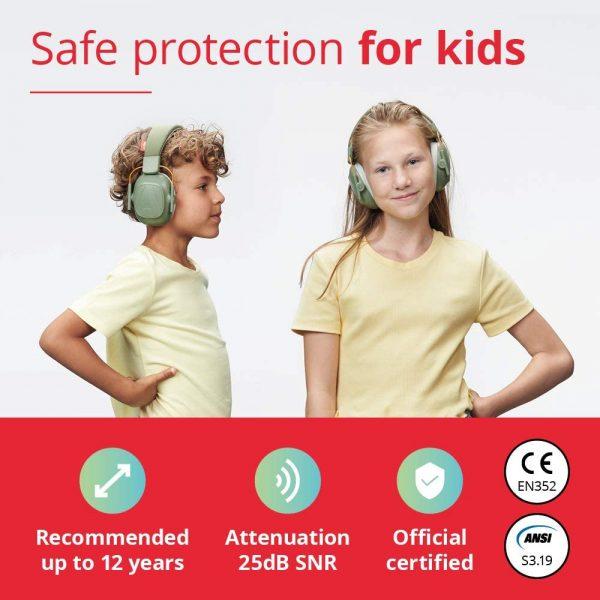 cool earmuffs for kids
