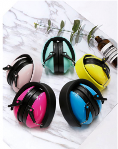 Kids multi coloured Earmuffs
