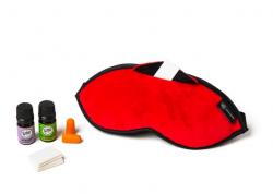 Red Redolence Aromatherapy Mask