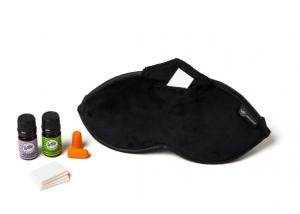 Black Redolence Aromatherapy Mask
