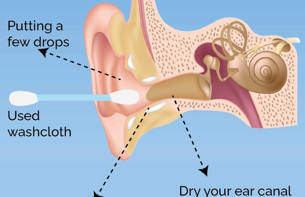 How to Clean Your Ears Properly