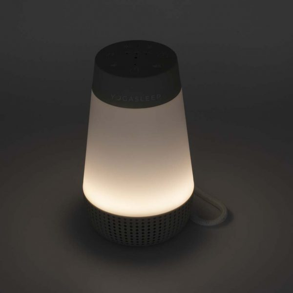 Soother White Noise Machine Night Light