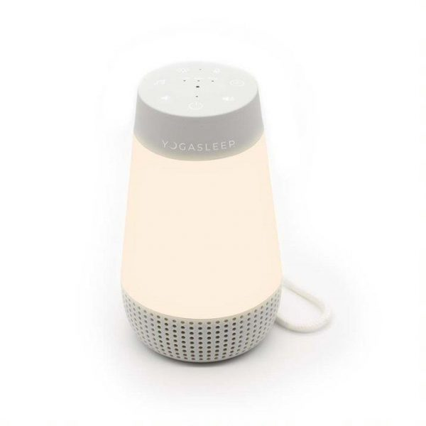 Night Light Soother White Noise Machine