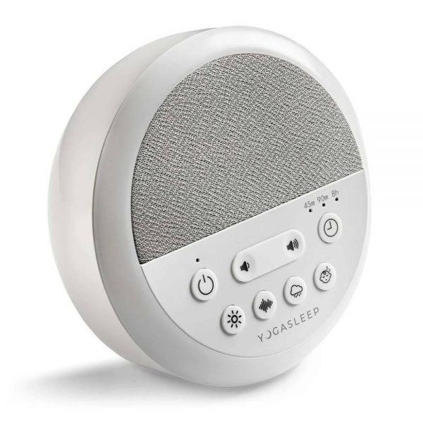 Nod White Noise Machine Buttons