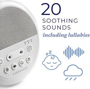Nod White Noise Machine Sounds