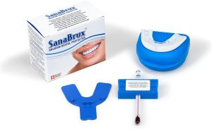 Sana Brux Mouth Guard for Teeth Grinding Contents