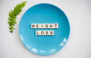 weight loss plate