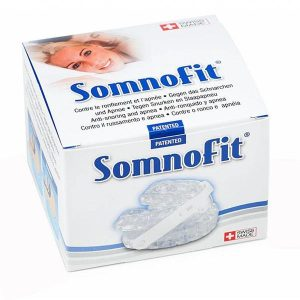Box for Snoring Somnofit Anti Snoring Guard