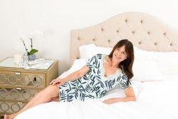 Moisture Wicking Sleepwear Nightie Bermuda