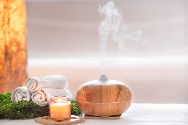 Impact of aromatherapy in dealing with lockdown blues!